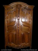 Armoire Louis XV (ARM 049)