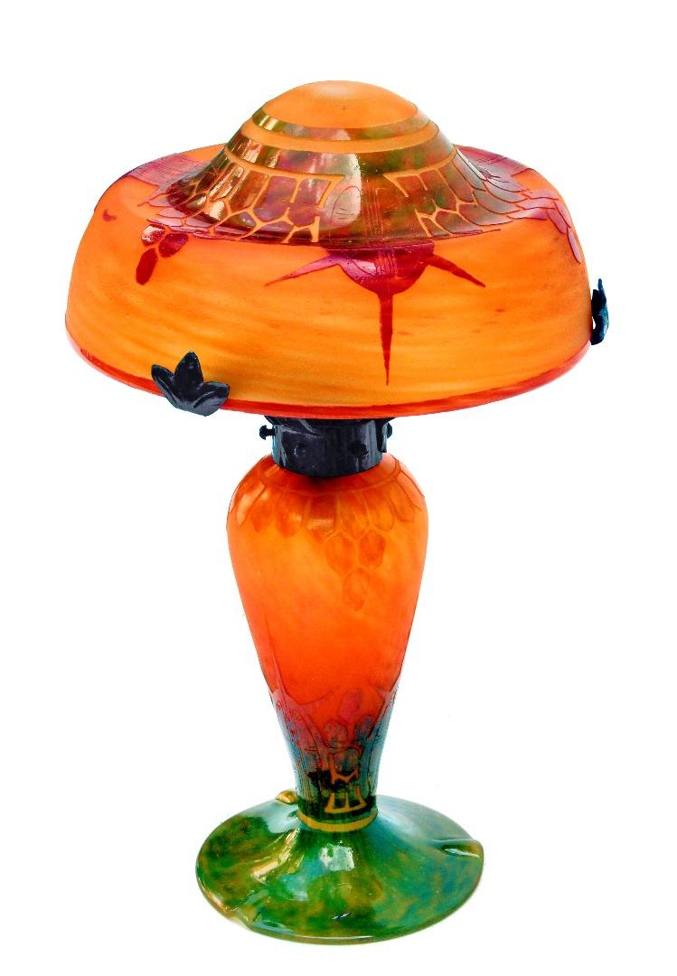 Recherche Lampe Champignon Galle Antiquites En France