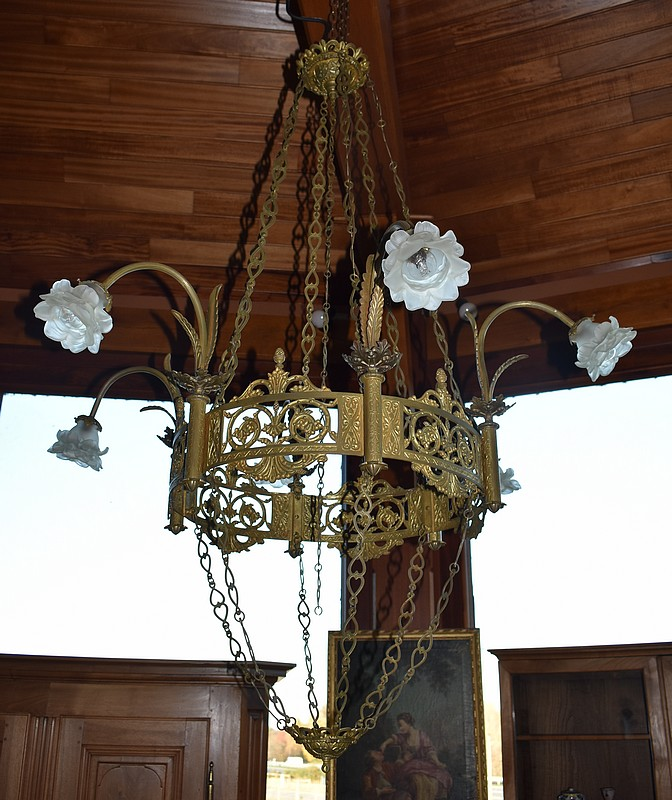 chandelier d eglise antiquites en france. Black Bedroom Furniture Sets. Home Design Ideas