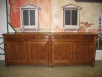 Recherche bibliotheque de notaire meuble malouin en chene massif