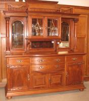 meuble anglais vitrine antiquites en france. Black Bedroom Furniture Sets. Home Design Ideas