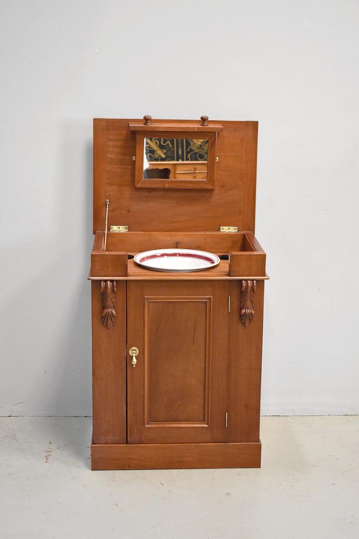Recherche Meuble De Toilette Annee 1900 Antiquites En France