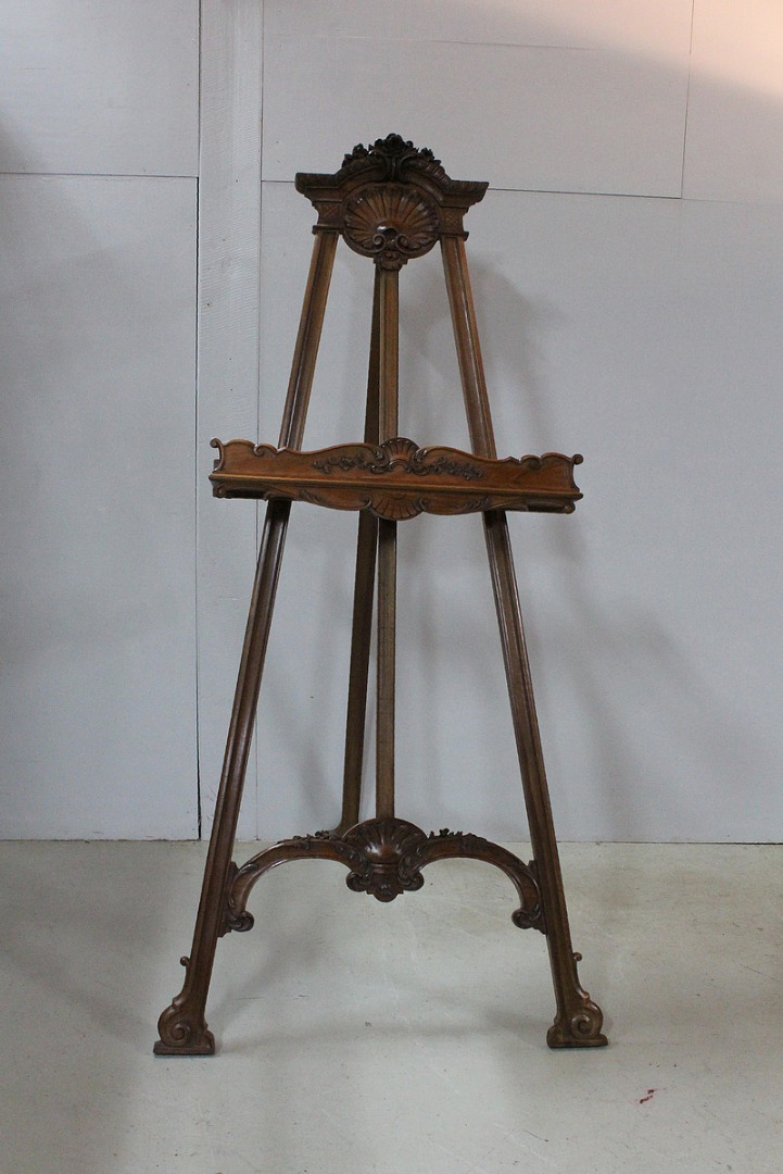 ancien chevalet de peintre à vendre