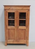 petite vitrine a suspendre antiquites en france. Black Bedroom Furniture Sets. Home Design Ideas