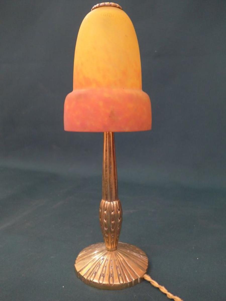 Recherche Lampe De Chevet Art Deco Antiquites En France