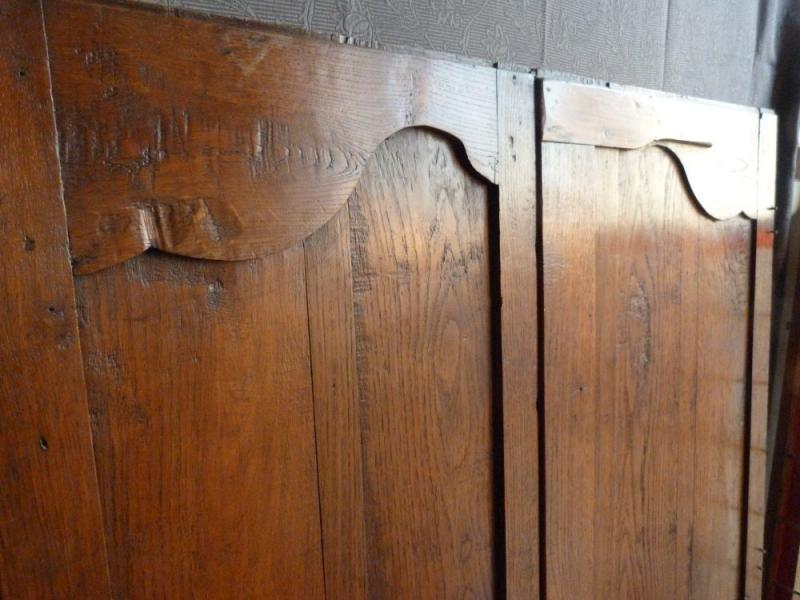 Paire de porte d 39 armoire normande antiquites armel labbe for Porte normande