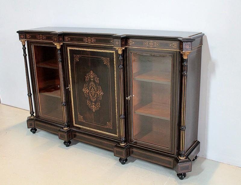 buffet d 39 appui napoleon iii xixeme antiquites lecomte. Black Bedroom Furniture Sets. Home Design Ideas
