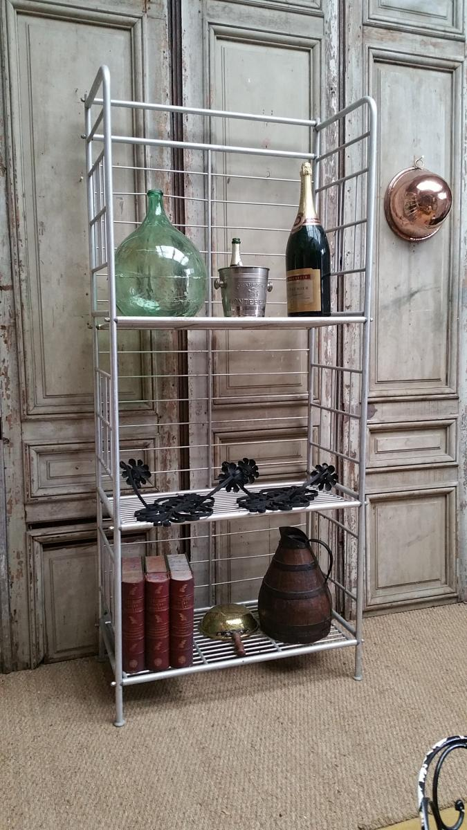 etag re pr sentoir de boulangerie vintage french. Black Bedroom Furniture Sets. Home Design Ideas