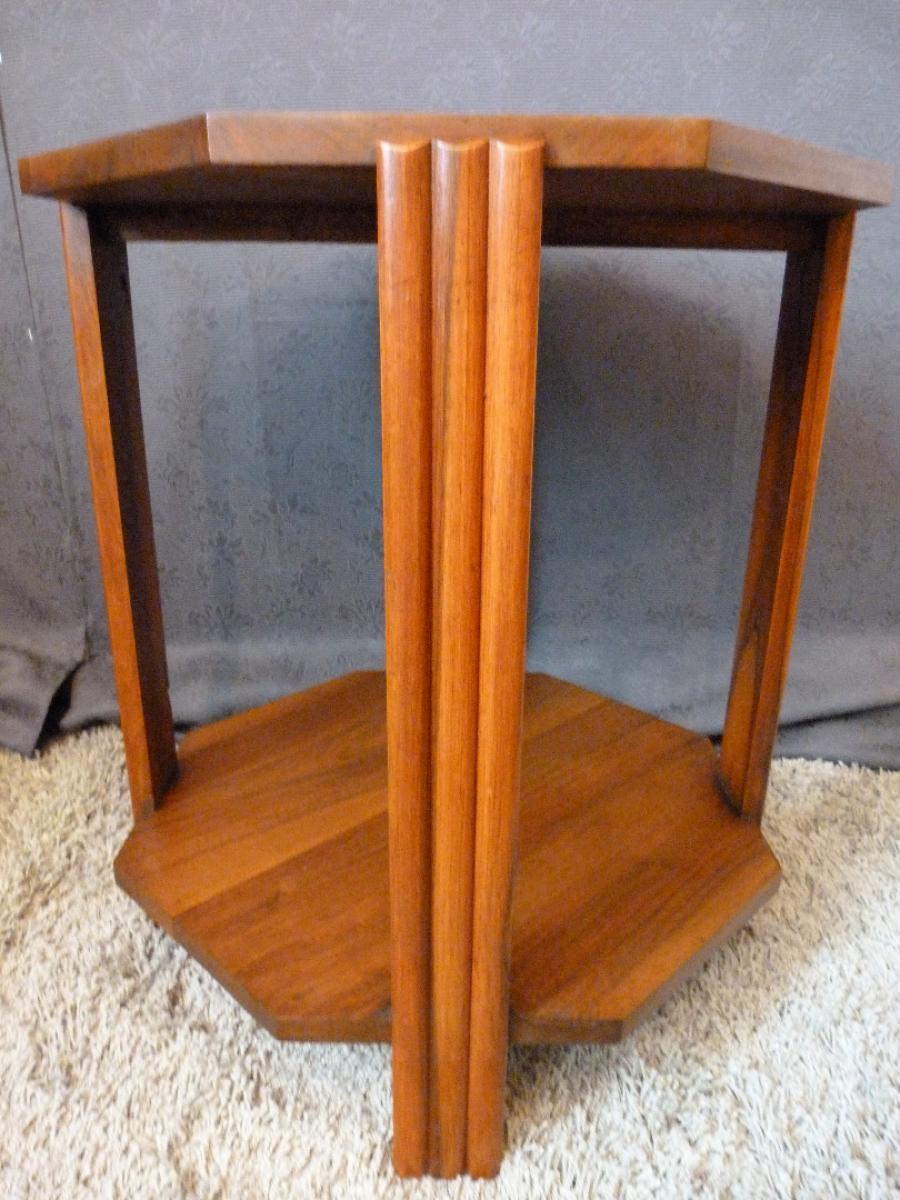 Table d 39 appoint ou bout de canap antiquites armel labbe - Table bout de canape ...