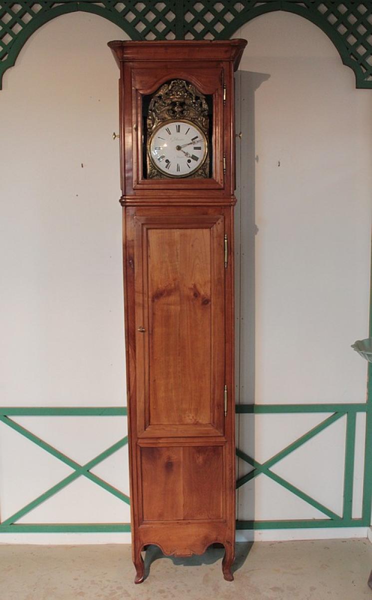 Assez Recherche : horloge comtoise DX19