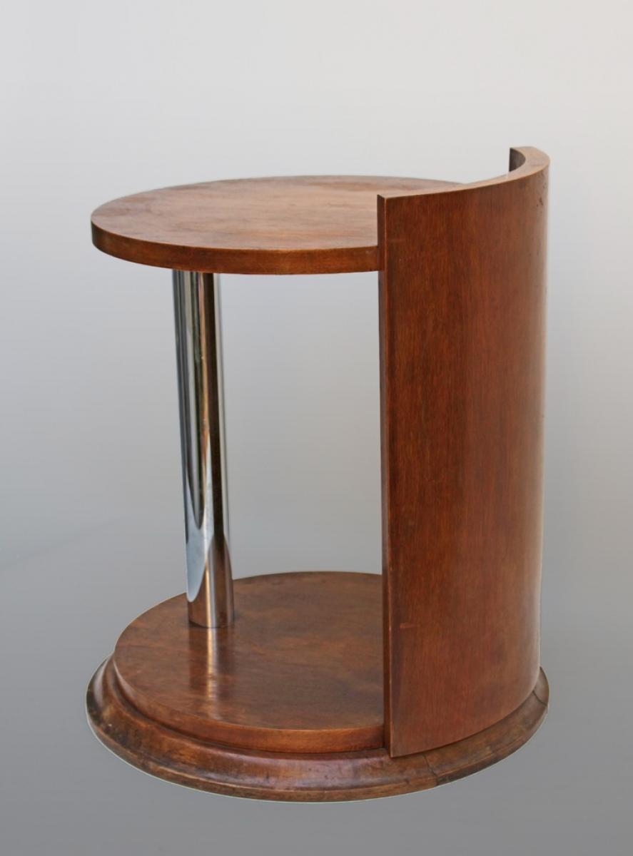 gu ridon moderniste art d co 1930 galerie tramway. Black Bedroom Furniture Sets. Home Design Ideas