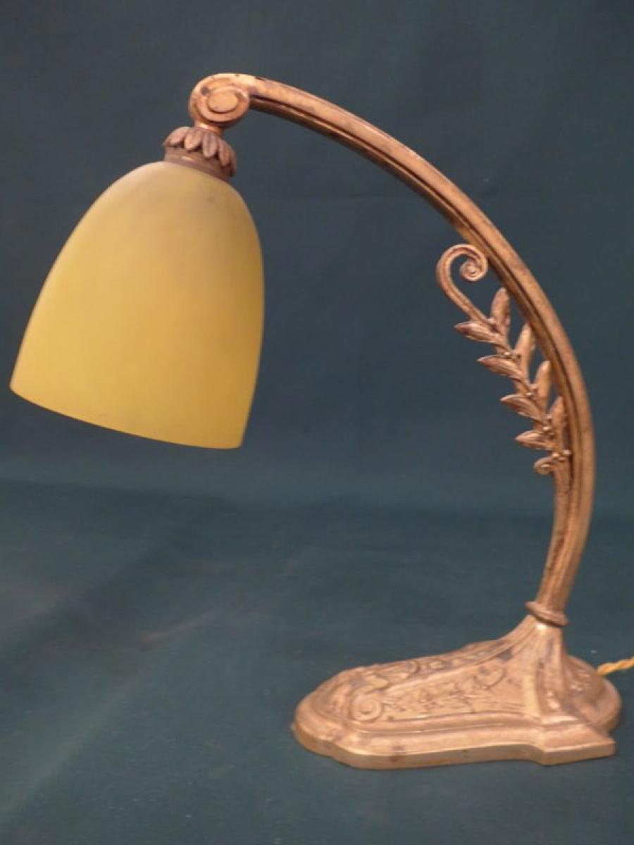 lampe ann es 20 sign e c ranc la boutique opio proche de. Black Bedroom Furniture Sets. Home Design Ideas
