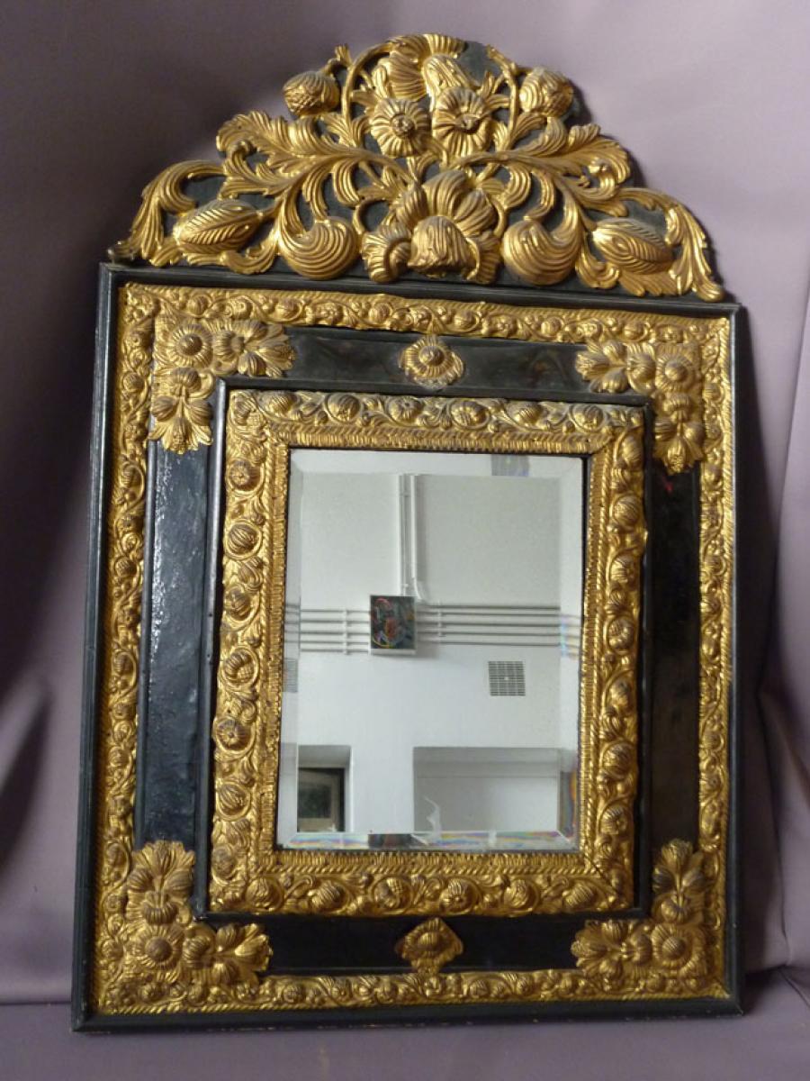 Miroirs anciens louis xiii antiquites en france for Miroir louis xiii