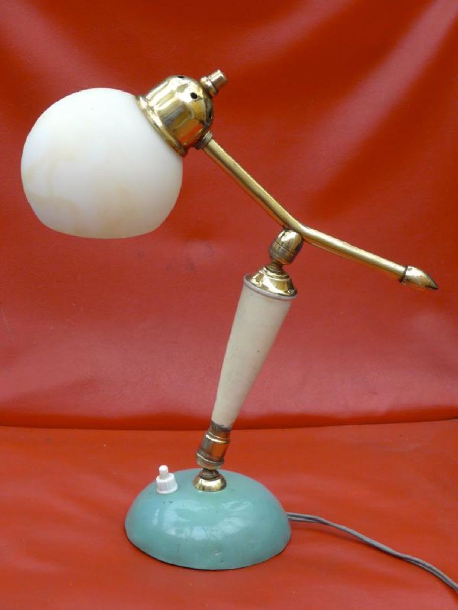 Luminaires Art Moderne Antiquites En France