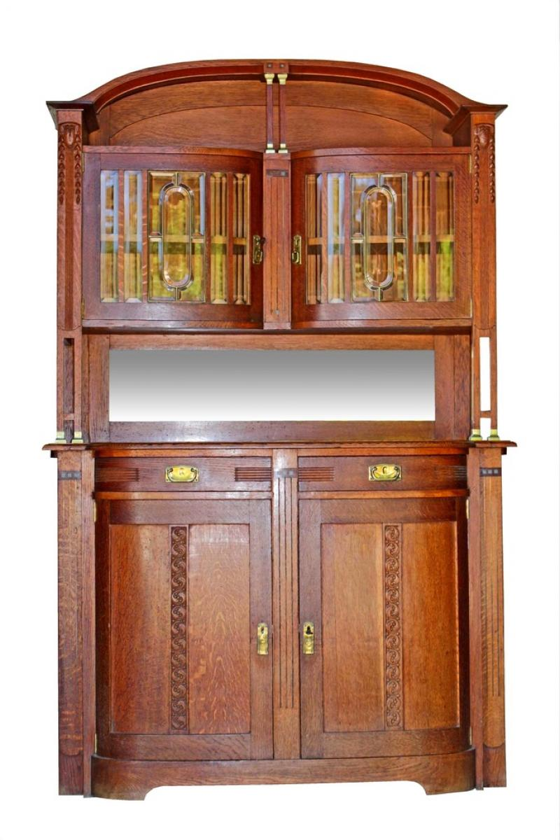 meuble jugendstil secession viennoise circa 1910 galerie tramway. Black Bedroom Furniture Sets. Home Design Ideas