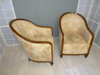 fauteuils art deco - Fauteuil Art Deco