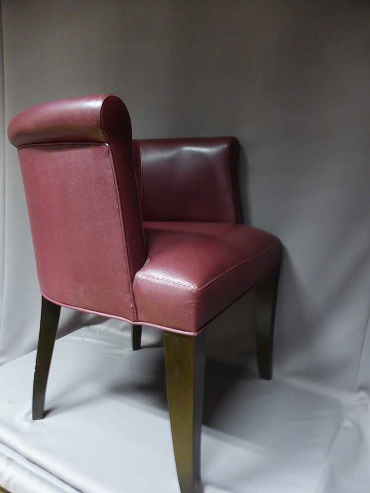 """Fauteuil Philippe Hurel"""