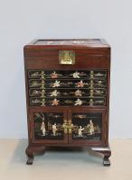 Meubles asiatiques antiquites en france for Cabinet chinois meuble