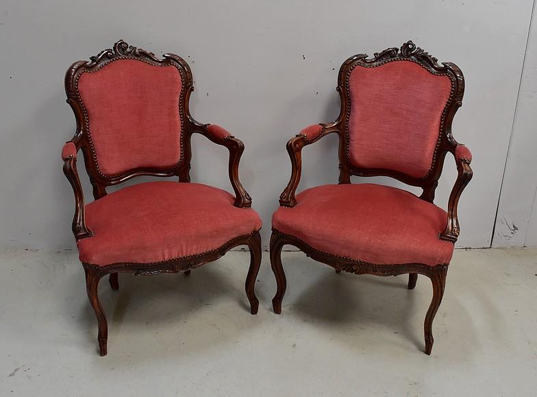 Fauteuils et sièges Louis XV