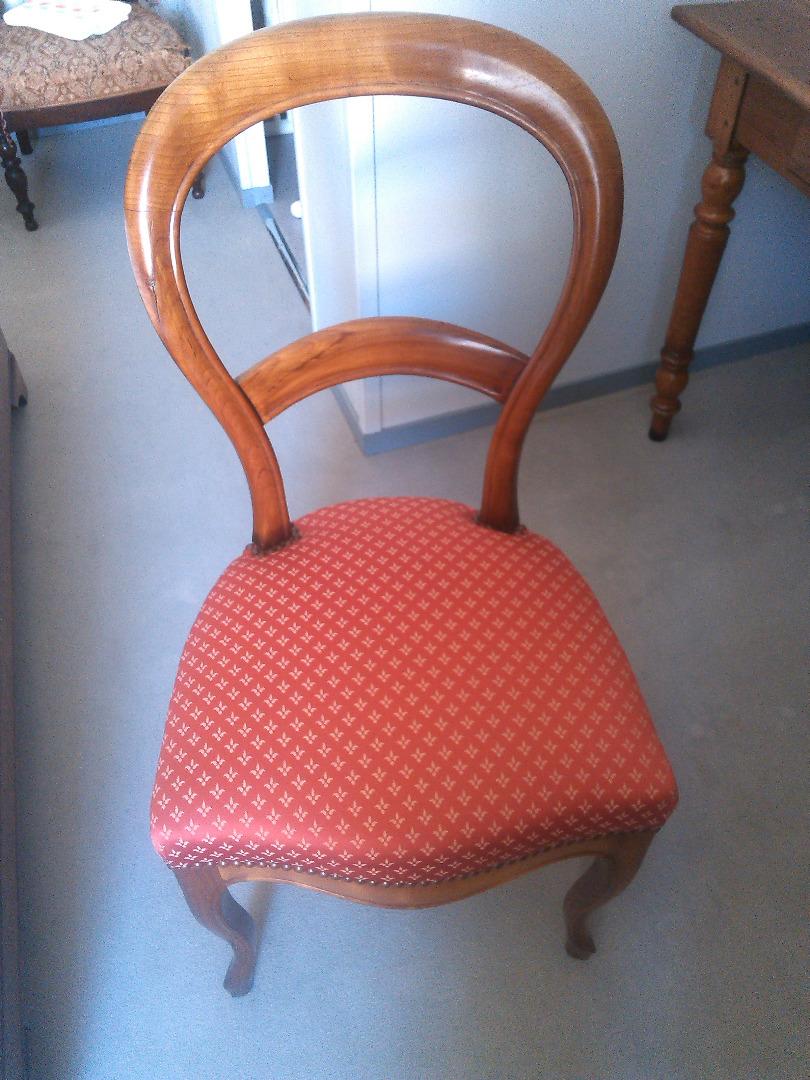 Comment Tapisser Une Chaise Ancienne fauteuils et sièges louis-philippe