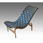 Bruno Mathsson Lounge Chair Art Déco 1940