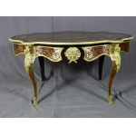 Grande table Boulle